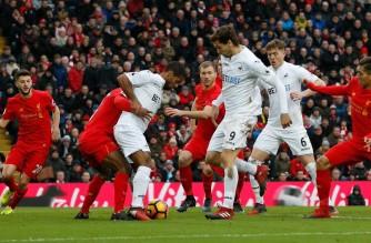 Złoty dotyk Clementa, czyli pierwsza od roku porażka Liverpoolu na Anfield