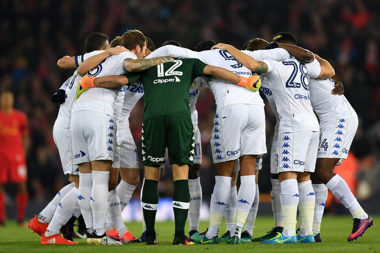 Drużyna Leeds United, sezon 2016/2017