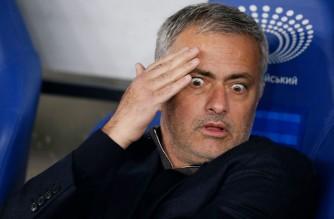 Wariatka nęka Mourinho