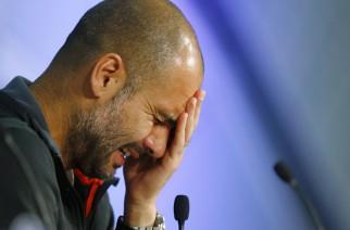 Pep Guardiola zapowiada odejście z futbolu