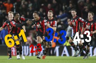 AFC Bournemouth, czyli specjaliści od dobrego widowiska