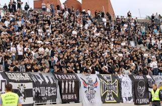 Partizan Belgrad wykluczony z europejskich pucharów