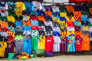 Rynek koszulek piłkarskich to potęga. Tylko jeden klub sprzedał ich aż trzy miliony w 2016 roku!
