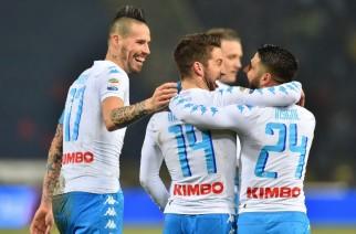 Killerów dwóch! Osiem bramek w meczu Napoli