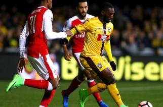 Arsenal wyeliminował Sutton z Pucharu Anglii, ale też… wspomógł finansowo