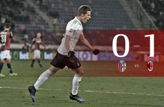 O krok od katastrofy – czerwony Milan ratuje sezon w Bolonii!