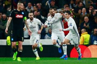 Kapitalny mecz na Bernabeu. Dojrzały Real pokonuje odważne Napoli