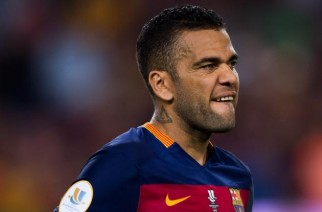 Reakcja Barcelony na krytykę Alvesa