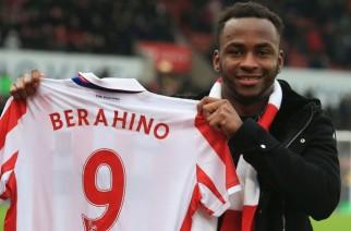 Nowy zawodnik Stoke lubił się wyluzować