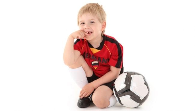 dzieci piłka nożna