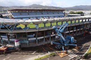 Mecz Celta–Real Madryt się nie odbędzie? Stadion został zniszczony przez burzę [AKTUALIZACJA: MECZ PRZEŁOŻONY]