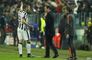 Bonucci i Allegri – kto rządzi w Juventusie?