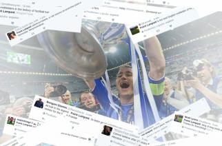 Frank Lampard na ustach całego piłkarskiego świata. Setki tysięcy wpisów w mediach społecznościowych