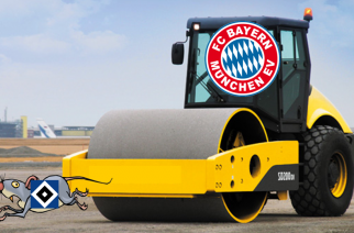 Bayern znów miażdży HSV! Hamburg już nie pasuje do tej ligi