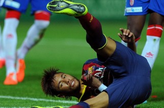 Neymar niesprawiedliwie traktowany przez sędziów