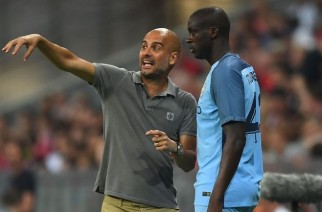 Guardiola: Toure jest jak amator