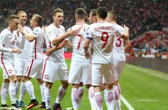 Ranking FIFA: Kolejny awans, Polska przed Anglią!