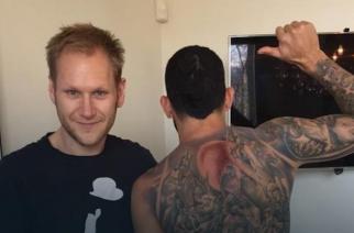 Poszukiwany klubowy tatuażysta