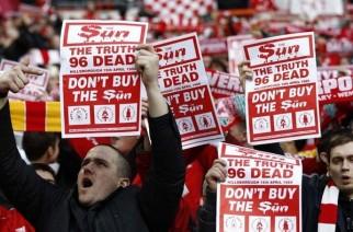 """Kolejny etap konfliktu Liverpoolu z """"The Sun"""" – zakazy dla dziennikarzy"""