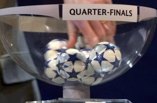 Dwa hity! Losowanie 1/4 finału Ligi Mistrzów