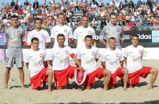 Beach Soccer: Polacy w grupie śmierci