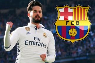 Isco do Barcelony? Real odpowiada wielką ofertą