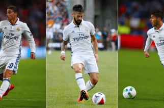 James skreślony przez Zidane'a – trener wybiera innych piłkarzy