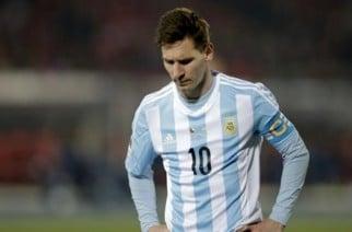 Messi zawieszony na cztery spotkania! Zdaniem FIFA był sprośny i wulgarny wobec sędziego