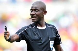 FIFA ostra jak brzytwa. Ghański sędzia Odartei Lamptey dożywotnio zawieszony
