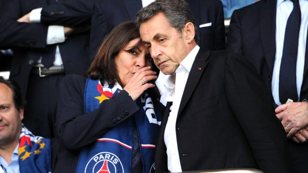 Sarkozy wyrzucony z Camp Nou. Co krzyczał były prezydent Francji?