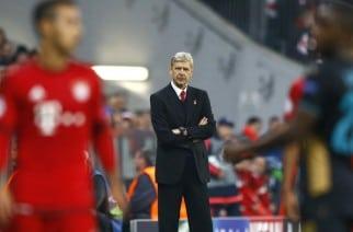 """""""Pierwsza połowa pokazała, że mogliśmy konkurować w dwumeczu z Bayernem"""", czyli Wenger z kolejnym odlotem"""