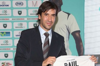 Raul wraca do Realu Madryt