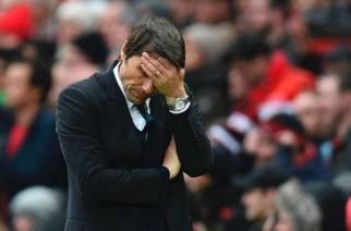 Conte zdaje sobie sprawę, że porażki z Crystal i West Hamem nie powinny mieć miejsca.