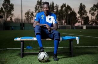 Mamadou Coulibaly – przez morze do Serie A