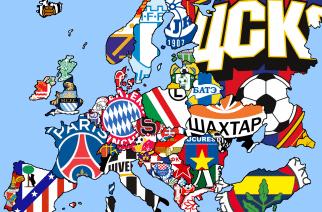 Europejska piłka statystycznie – raport CIES