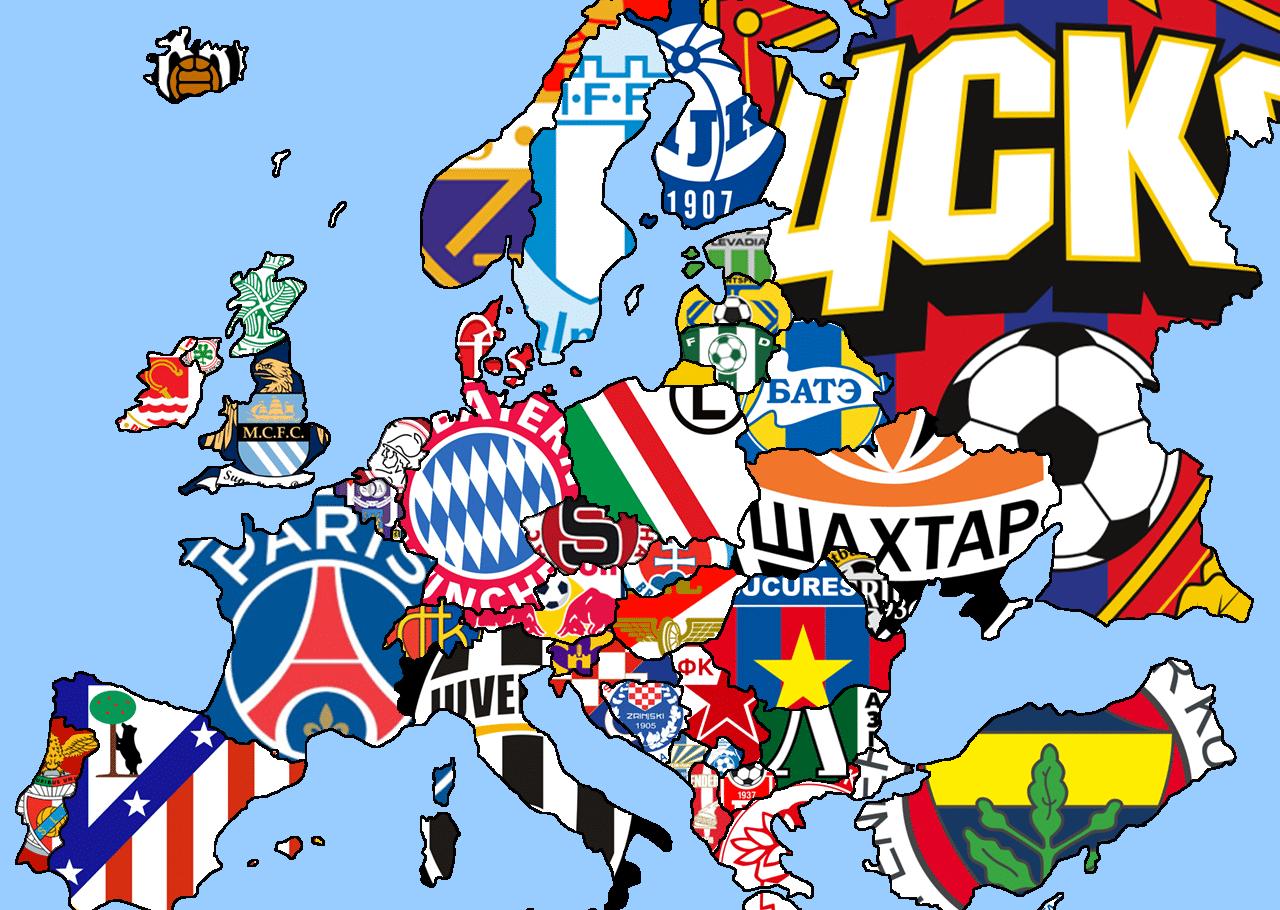 europejska piłka statystycznie
