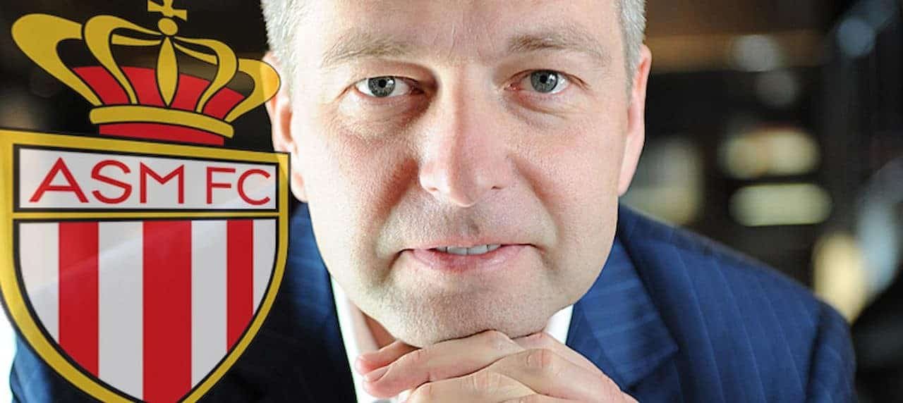 Dmitri Rybołowlew - właściciel AS Monaco