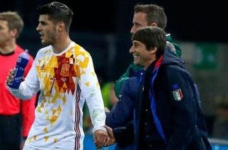 "Morata się zbuntuje? ""I tak zagram u Conte"""