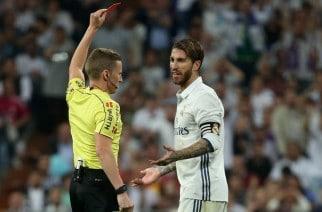 Ramos z kartkowym rekordem. Real będzie walczył do końca
