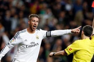 Ramos (nie)ukarany. Chore podwójne standardy w hiszpańskiej piłce