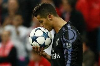 """Cristiano Ronaldo daje zwycięstwo Realowi. """"Królewscy"""" bliżej półfinału"""
