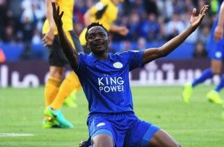 Leicester w pełnym gazie, a Musa w areszcie