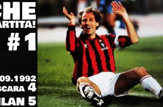 Che partita! #1: Jak van Basten uratował Baresiego