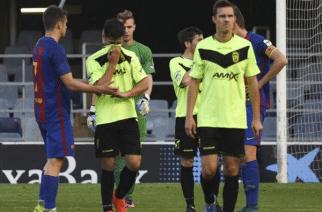 Barcelona B wygrała ustawiony mecz