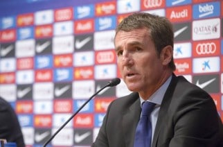 Dyrektor sportowy Barcelony potwierdza pierwszy letni transfer