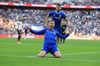 "Tottenham grał, Chelsea strzelała. ""The Blues"" w finale Pucharu Anglii!"