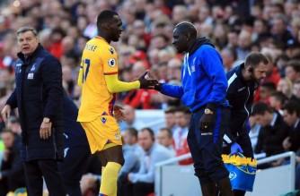 Sakho celebrując bramkę Benteke rozwścieczył kibiców Liverpoolu (Zdjęcie: Espnfc.com via Robert Sutherland)