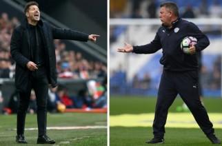 Atletico kontra Leicester. Czy pragmatyzm Simeone zwycięży nad szaleństwem Anglików?