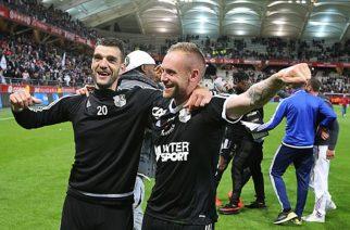 Niesamowity finisz Ligue 2. Wszyscy oszaleli po golu w 96. minucie