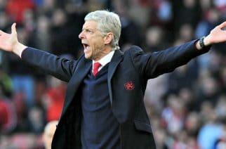 Wenger liczył, że West Ham urwie punkty ekipie Kloppa. (Zdjęcie: Football365.com)